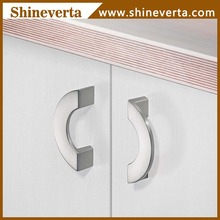 Aluminium kitchen cabinet metal handle
