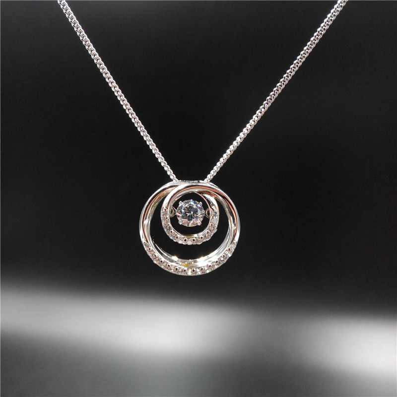 China manufacturer boy and girl pendant necklace for medical use