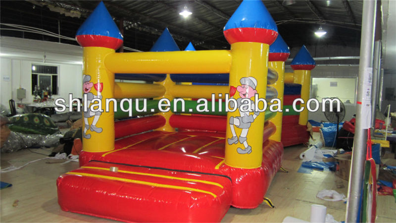 2014 inflatable castle buncer/jumping bouncer