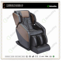 2016 Newest L Track Fit Massage Chair Full Body and Leg Massager with Heating Neck Foot Rolling Air Bag CM-1861M