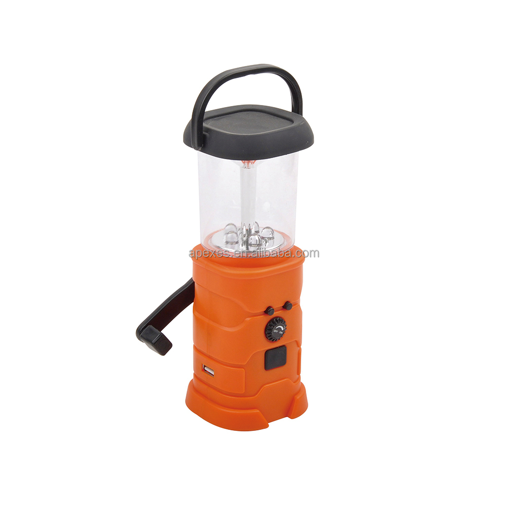 Portable Outdoor led Camping Lantern solar camping Lights for Tents