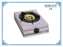 Gas saving single burner coal gas gas stove with button control
