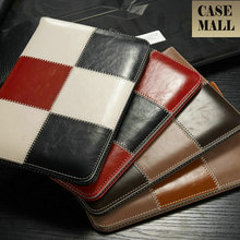 For iPad Case, vintage leather case for iPad case