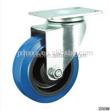 pu 4 inch hight quality table wheels casters