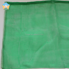 Durable seafood sacking monofilament net mesh bag for packaging shellfish