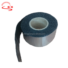 Easy application aluminum foil self adhesive bitumen waterproof tape