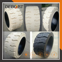 Chinese top quality press on solid tire 21x9x15 18x7x12 1/8