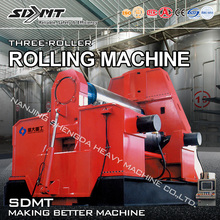 CE Certified High Performance Steel plate Rolling Machine for sale