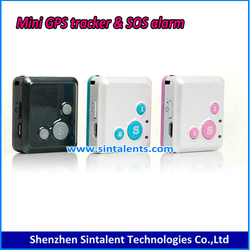 GEO Fence Wireless Mini Kids GPS Tracker TK102 With SOS Button Mini Personal Mini GPS Tracker