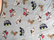 2015 New Design For 100 cotton printed flannelette fabrics