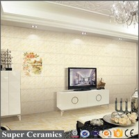 best selling rustic decoration living room ceramic wall tile finish