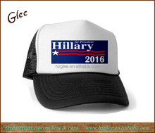 Custom Hillary Clinton For President 2016 Trucker Hat