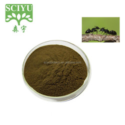 Supply 100% Pure Natural black ant powder black ant extract