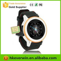 2015 IP67 Rugged mobile Smart Watch Phone Waterproof Android 4.4 GPS Wifi MTK6572 Dual Core Bluetooth cell phones 3G