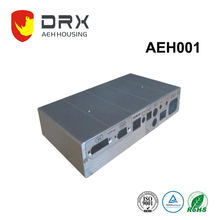 high grade aluminum extrusion enclosure for electric communication