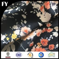 Factory custom more beautiful top one digital print textile material fabric