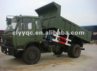 Dongfeng dump truck diesel lorry 6x4 cargo truck for sales