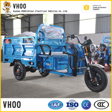 electric sea food deliver car ice cream refrigerated e-tricycle cold food car