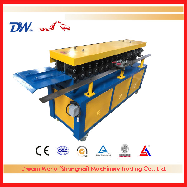T-12 High speed Duct corner TDF Flange forming machine , Flange Making Machine , Rectangular Duct Forming