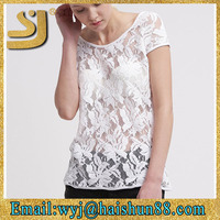new products fancy shirt model tops for women shirts and tops