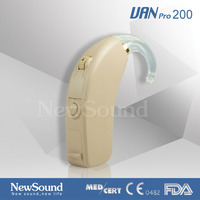 Powerful Programmable Digital Hearing Aid power audio amplifier