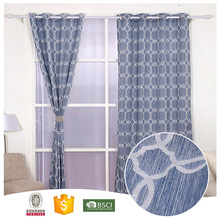 2016 Newest 10 Years Experience Smart fabric door panels curtains
