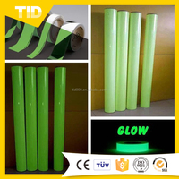 Photo Luminescent Film For Solventprinting