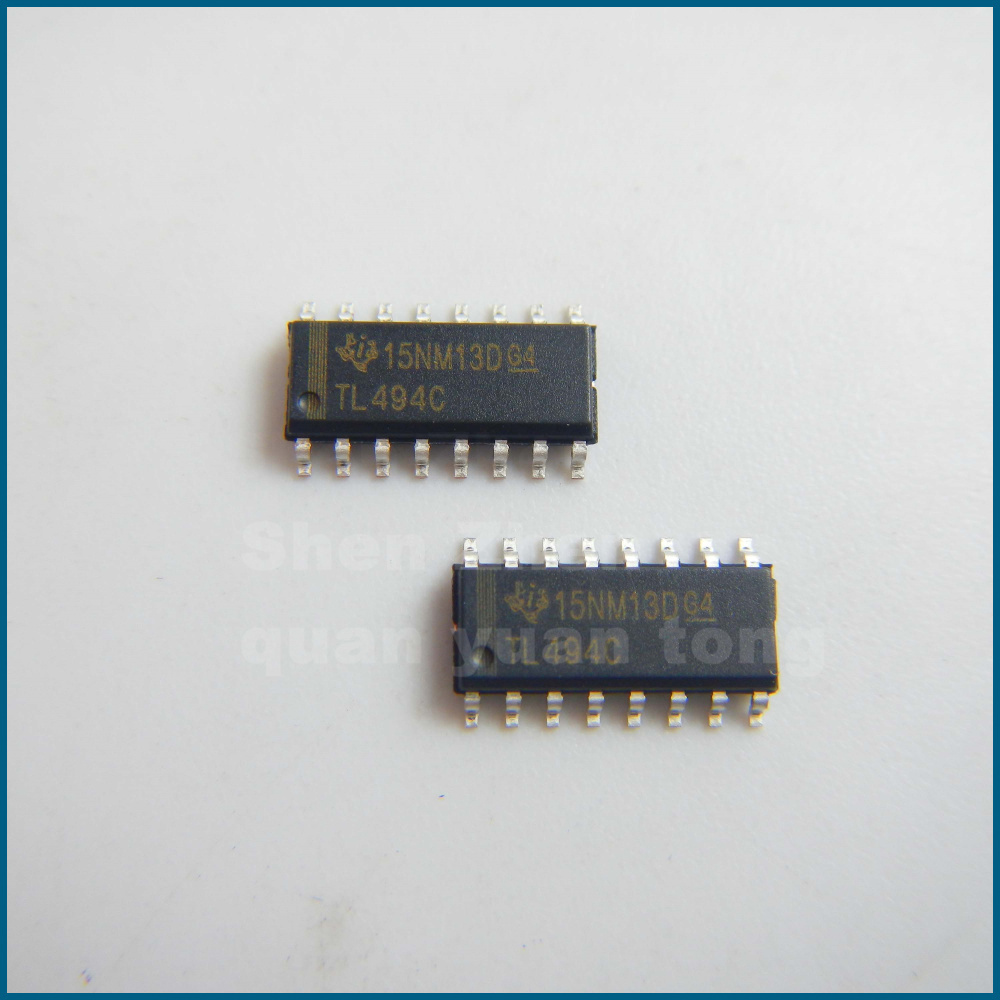 new Switching Controllers PWM Controller IC TL494CDR