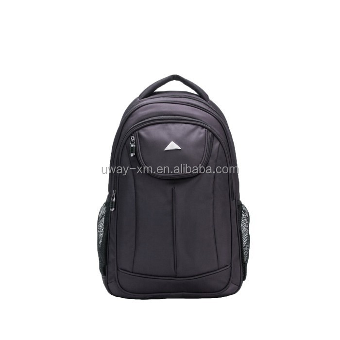 High quality nylon laptop backpack for 15 inch laptop