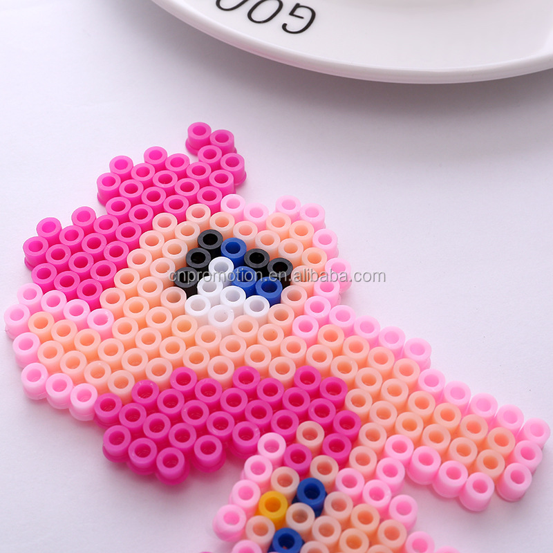 2014 hot sales educational toys 5mm mini hama beads alibaba china