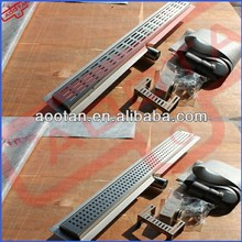 Stainless Steel Shower Drain , Linear Shower Drain