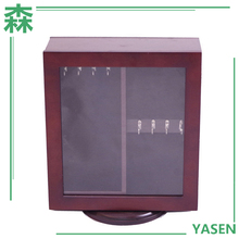 Yasen Houseware Modern Living Room Hanging Mirrored Dressing Cabinet For Jewelry