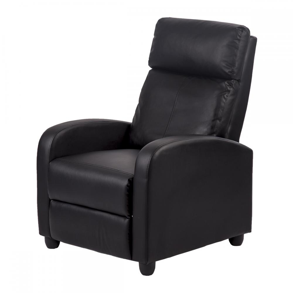 Competitive Living Room Furniture Ottoman Recliner Leisure Lounge Chair