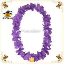 Wholesale cheap hawaii flower necklace lei