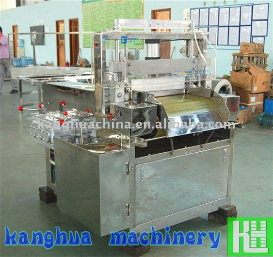 CE Certitificate leaf tobacco cut shredder machine