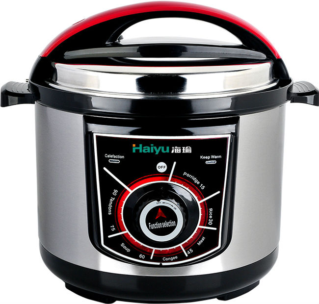 2014 good design low price electric stainless steel multi function pressure cooker