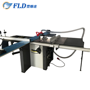 230V 3000W Woodworking Machinery Panel Cutting Sliding Table Saw