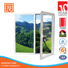European standard aluminum inwards swing casement window