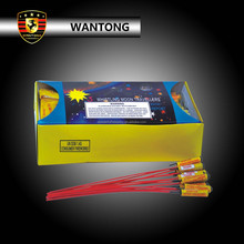 3 Whistling Moon Travellers fireworks rockets