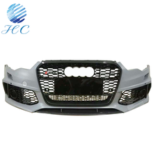 2013-2016 Standard Size for audi a6 rs6 front bumper complete