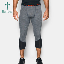 High quality OEM wholesale Athleisure sports Wear men gym compression pants