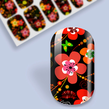 Most Selling Products 2D Type Brilliant Nail Foil Wraps