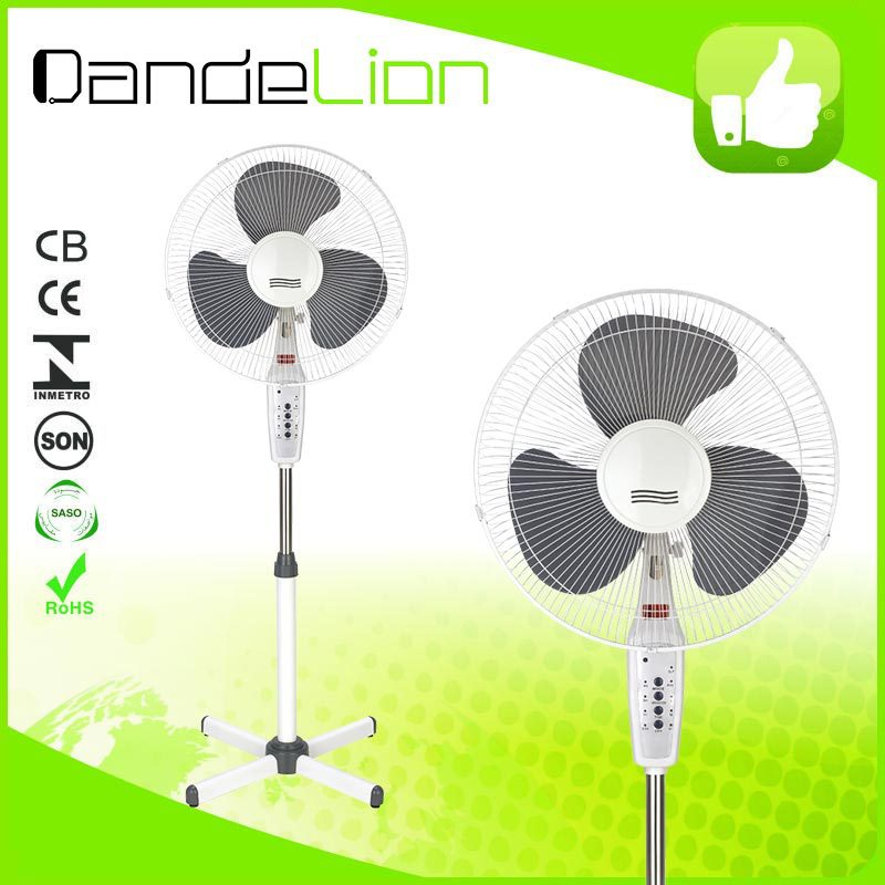 "TENGYUE 16"" best selling energy saver high powerful stand fan with good quality in cheap price"