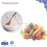 Thiabendazole 98% 148-79-8 Fungicide Best price and Top quality Thiabendazole