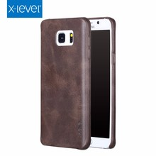 Factory Price PU Leather Phone Back Cover Case For Samsung Galaxy Note 3