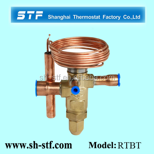Bi-directional Thermal Expansion Valve