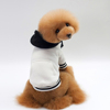 Dog Winter Clothes Warm Outfits for Puppy Shirts with Hats