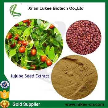 Natural Spine Date Seed Extract/Wild Jujube Extract powder for food addictive
