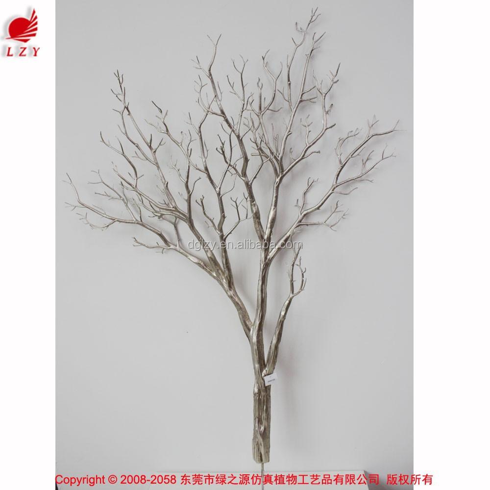 Artificiale corallo ramo di un albero per la decorazione di natale rami di alberi secchi fiori e - Rami secchi decorativi ...
