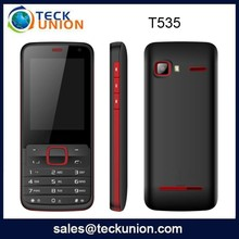 T535 2.4inch New Torch light Dual sim card Mobile Phone